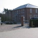 Wohnhaus Eingangsbereich