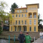 Villa am Wasser