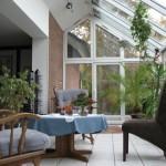 Anbau eines Wintergartens II
